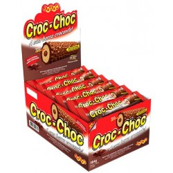 Croc-Choc JAZAM Chocolate x 24 u. GOLOSINAS