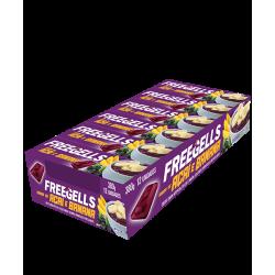 PASTILLAS FREEGELLS BANANA x 12 u. Pastillas