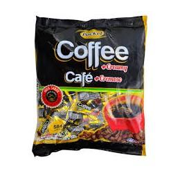 CARAMELO RICLAIN CAFÉ 580 GR ( 175 u. ) Caramelos