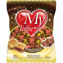 CARAMELO MY TOFFEE CHOCOLATE x 118 U. Caramelos