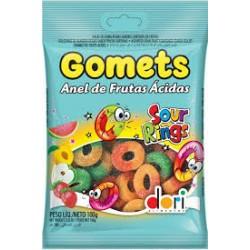 GOMITAS DORI ANILLOS x 100 Grs. Gomitas