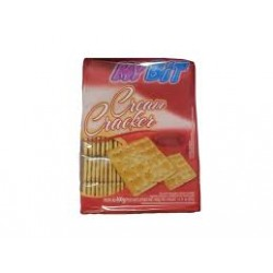 Galletas MY BIT x 3 u. 400 Grs. Cracker Saladas