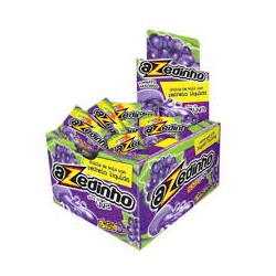 CHICLES BUZZY BOL RELLENOS UVA ACIDA x 60 u. Chicles