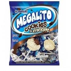 Chupetines Megalito Cookies x 50 u. Chupetines