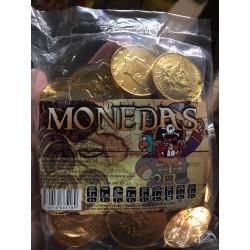 Monedas de Chocolate $ 5 ( 45 u. ) Monedas