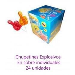 Dedo Explosivos x 24 u. Productos